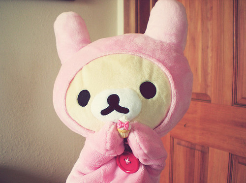 follow for more rilakkuma photos & giveaways!