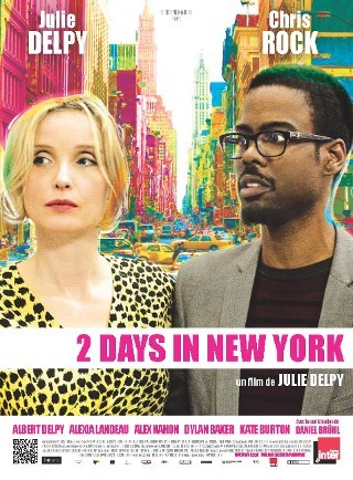 I am watching 2 Days in New York                                                  499 others are also watching                       2 Days in New York on GetGlue.com
