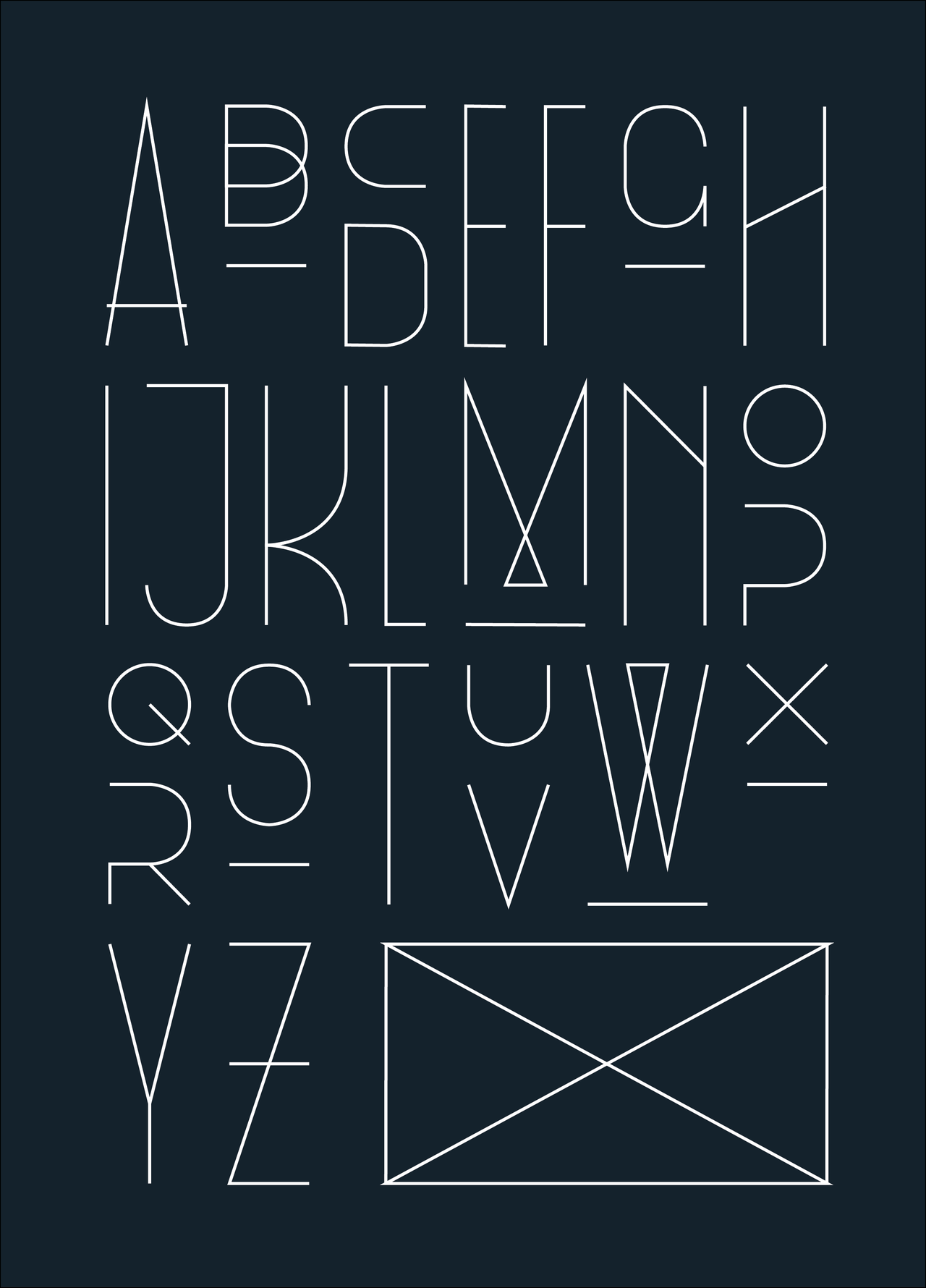 chroniquedesign:  Maleficent  Typeface Design