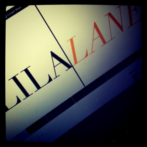 New blog name! Lilalane.blogspot.com! #fashion #blogging #change #style #DIY #beauty #makeup #cosmetics #clothes #accessories (Taken with Instagram)