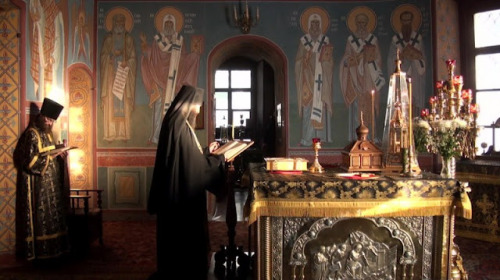 adamthenorman:  Lent at the Optina Monastery in Russia.