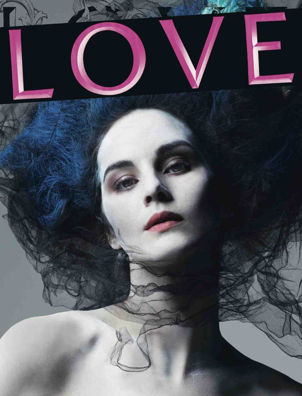Michelle Dockery - Love #8 by Mert & Marcus, Fall/Winter 2012-13