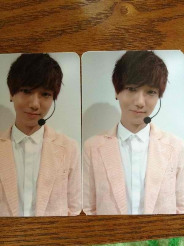 cr: _861504_sjyul  yesung's version b photocard!