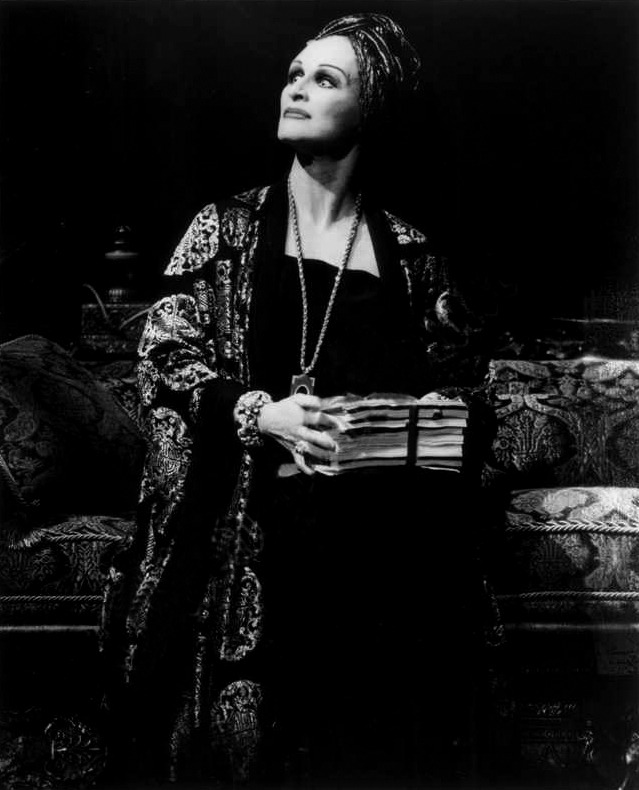 Glenn Close as Norma Desmond - Sunset Boulevard