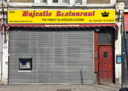Majestic Restaurant, Cold Harbour Lane SW2
