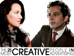 Meet the 25 most creative people in advertising http://goo.gl/JLjWp