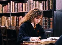 Hermione Granger is a reminder that not only is being a book nerd awesome, it is also extremely beneficial.