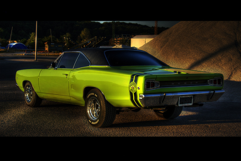 carbash:  dodge superbee