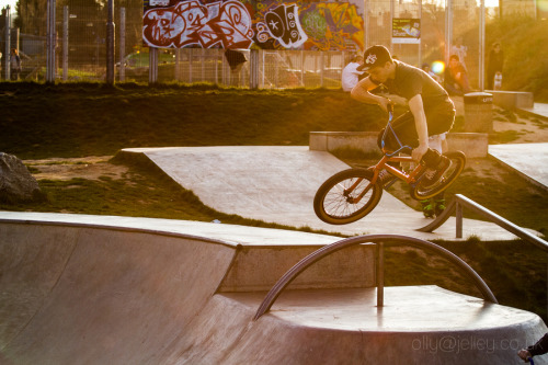 'Sunset Ride' Midsomer Norton SkateparkPhoto by Olly Jelley Film And Photography
