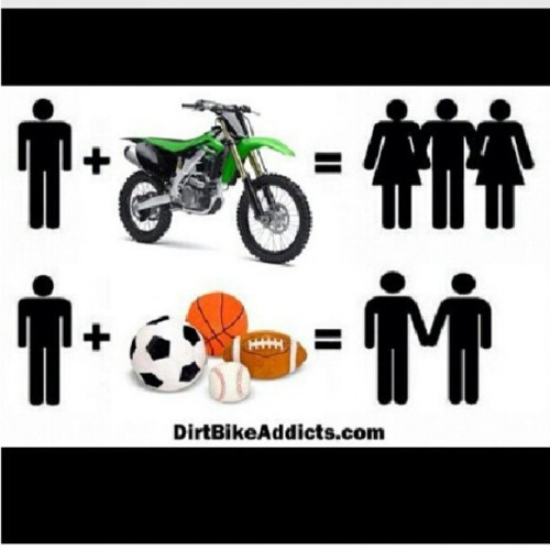 twowheelsoneenginenolimit:  haha true