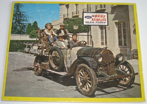 The Beverly Hillbillies jigsaw puzzle (1966)