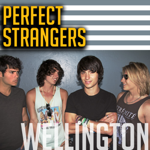 Available NOW on iTunes! http://bit.ly/perfectstrangersitunes