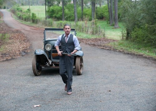 Shia LaBeouf in Lawless, 2012, directed by John Hillcoat.