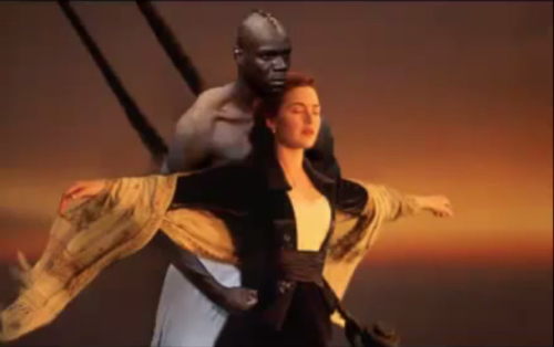 BaloTelli Survived Titanic