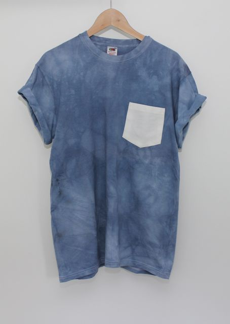 moonfiregeneration:  Blue Tie Dye <3