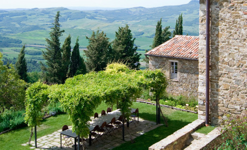 July travel news: editor's picks The Hotel at Monteverdi, Tuscany, Italy