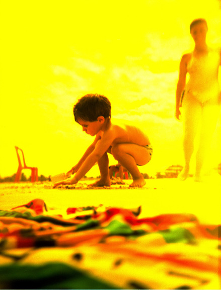 lomographicsociety:  Lomography in Colors - Ripe Lemon