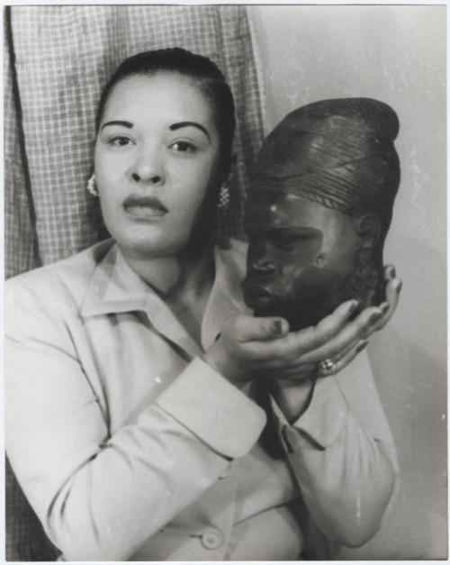 i12bent:  Billie Holiday, the supreme jazz vocalist - died this day in 1959, aged 44, from cirrhosis of the liver….