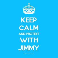 onedirectiiioonn:  Only Directioners know!♥ Louis: NO JIMMY PROTESTED!♥^^