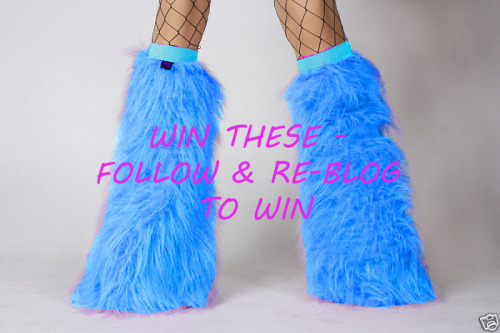 FOLLOW & RE-BLOG OUR PAGE AND LEAVE A COMMENT TO WIN - OPEN WORLDWIDE!