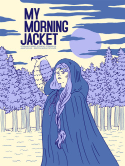"""My Morning Jacket"" by Trevor Basset"