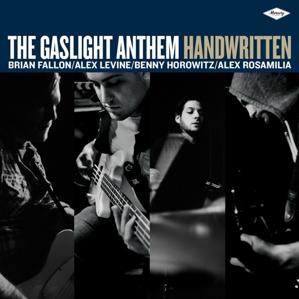 The Gaslight Anthem are currently streaming their brand new album 'Handwritten' in full over at NPR and you can check it out by just clicking on the picture!
