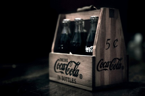 rusticmeetsvintage:  Drink Coca-Cola by Fer Gregory, via Flickr