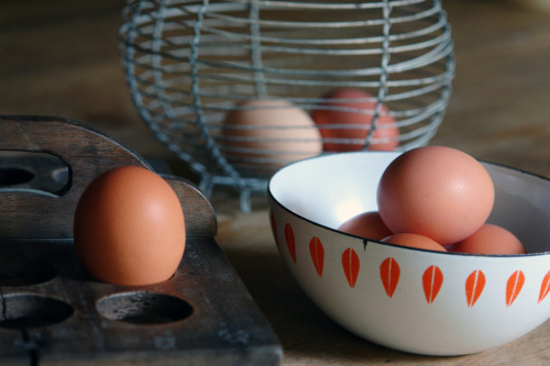 rusticmeetsvintage:  eggs by H is for Home, via Flickr