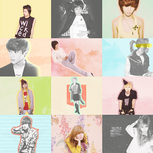 happy birthday lee taemin!! ♥