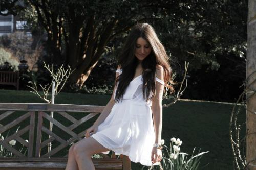 New outfit post on http://aleygreenblo.blogspot.com.au/Featuring: Dress Camilla and Marc, Heels Tony Bianco, Bracelets ASOS, Bag Rachel Ruddick, Watch Michael KorsStyled by: Isabelle RichardsPhotography by: Ryan Peter