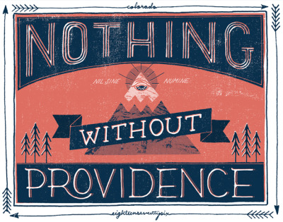 Nothing Without Providence by Fifty and Fifty