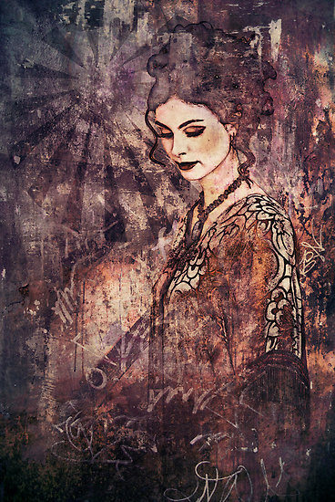"deadmansdust:  ""Inara"" by Deadmansdust 