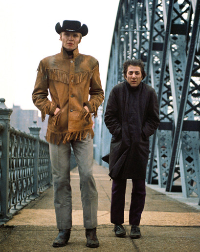 "Midnight Cowboy (1969) Starring Jon Voight & Dustin HoffmanPick of the Flicks verdict…. ""A seething portrait of naivety, trust & untimely friendship"". For more visit http://www.pickoftheflicks.com/MidnightCowboy.html"