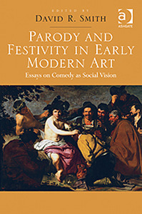 Parody and Festivity in Early Modern Art: Essays on Comedy as Social Vision by David R. Smith G'79 now available from Ashgate. Dwelling on the rich interconnections between parody and festivity in humanist thought and popular culture alike, the essays in this volume delve into the nature and the meanings of festive laughter as it was conceived of in early modern art. The concept of 'carnival' supplies the main thread connecting these essays. Bound as festivity often is to popular culture, not all the topics fit the canons of high art, and some of the art is distinctly low-brow and occasionally ephemeral; themes include grobianism and the grotesque, scatology, popular proverbs with ironic twists, and a wide range of comic reversals, some quite profound. Many hinge on ideas of the world upside down. Though the chapters most often deal with Northern Renaissance and Baroque art, they spill over into other countries, times, and cultures, while maintaining the carnivalesque air suggested by the book's title.
