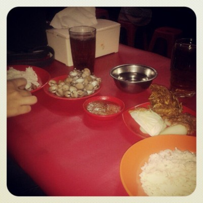 #dns #dsa #dine #selamatmakan (Taken with Instagram)