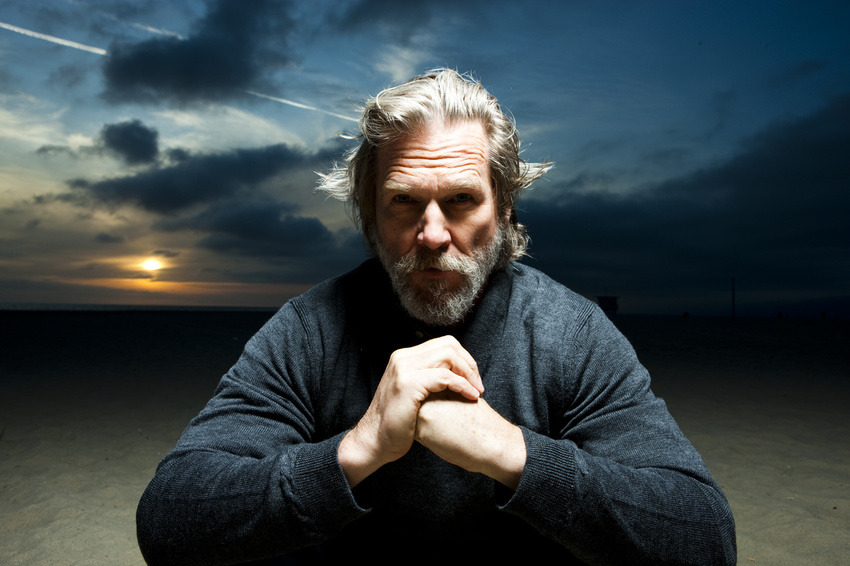 Jeff Bridges, por Michael Muller