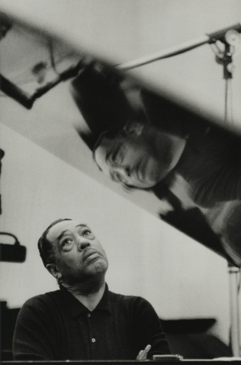 Duke Ellington, 1960 by Gordon Parks