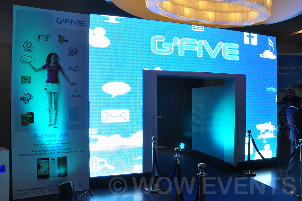 G'Five Smartphones Launch In New Delhi