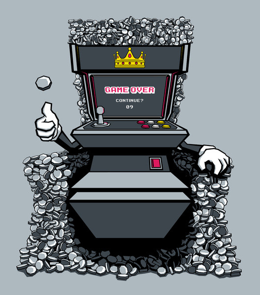 Throne of Games Created by MEKAZOO Available on Society6