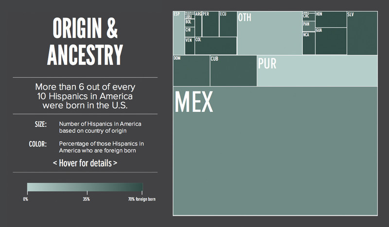 Infographic Of The Day: Why The Hispanic Vote Will Count More Than Ever In 2012 | Co.Design