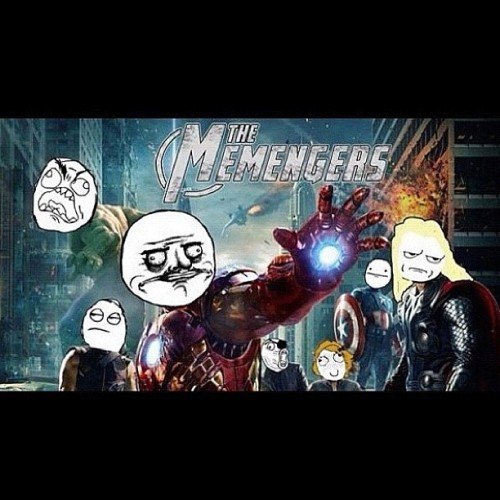 Credit to @official_avengers_fanpage (Taken with Instagram)
