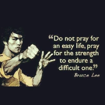 #truth from #brucelee #bruceleequote (Taken with Instagram)