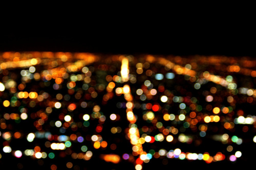 ne0nmagic:  LA lights (by mycaptureoftime)