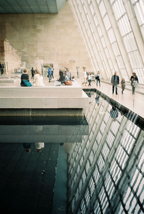 I have actually been here. The Temple of Dendur