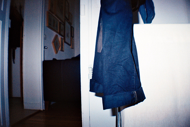 Yesterday's Jeans on Flickr.Yesterday's Jeans are tomorrow's laundry.  © Bree Sage http://seebreebefree.wordpress.com/