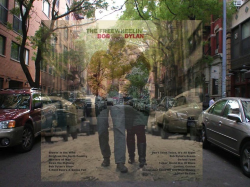 Positively 4th Street. Photographer Bob Egan tracks down famous album cover locations in NYC. Click the pic for more.