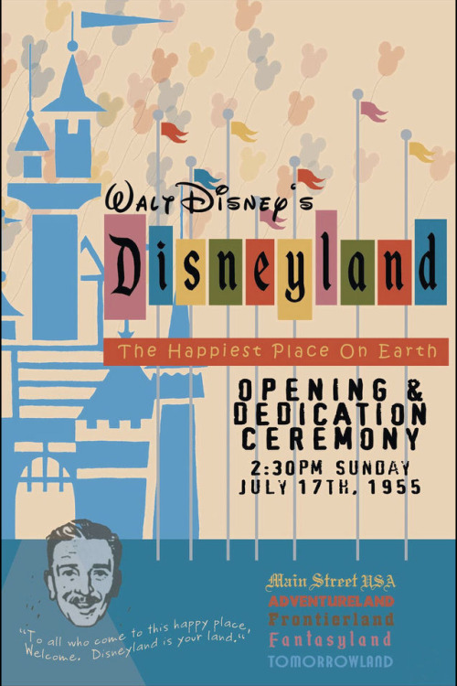 digitallov3:  Happy Birthday Disneyland :)