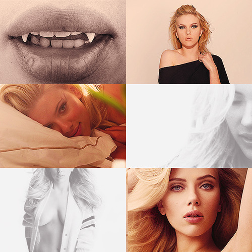be on true blood, okay? ››› scarlett johansson [vampire]
