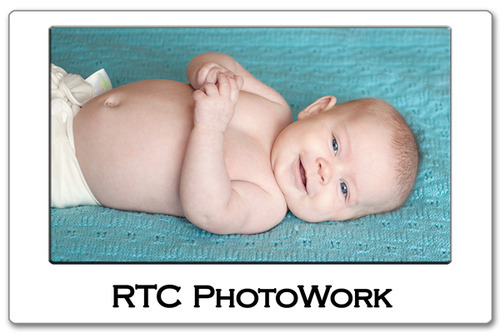 RTC PhotoWork:  Vivi Keller Fort Worth 3 Months Origins Baby Photographer