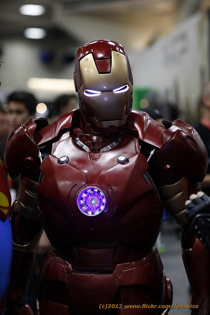 Iron Man by LynxPics on Flickr.